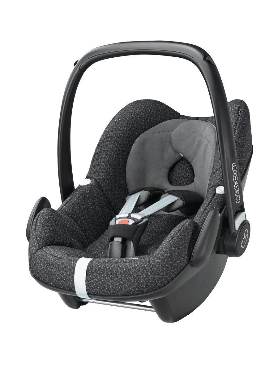 Kindersitz mit Flugzeugzulassung - Maxi Cosi Pebble