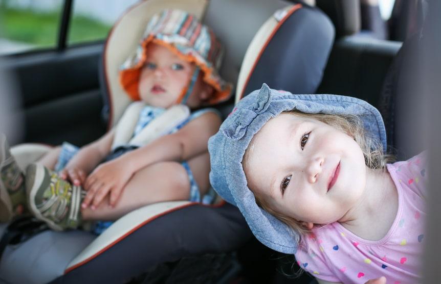 Kindersitz Ratgeber mit und ohne ISOFIX