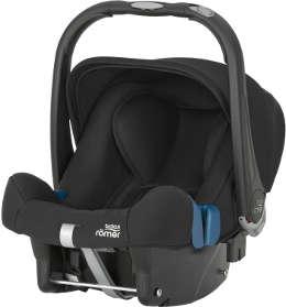 Babyschalen Ausführung in Schwarz