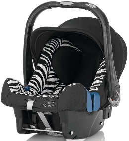 Britax Römer Baby Safe Plus Test