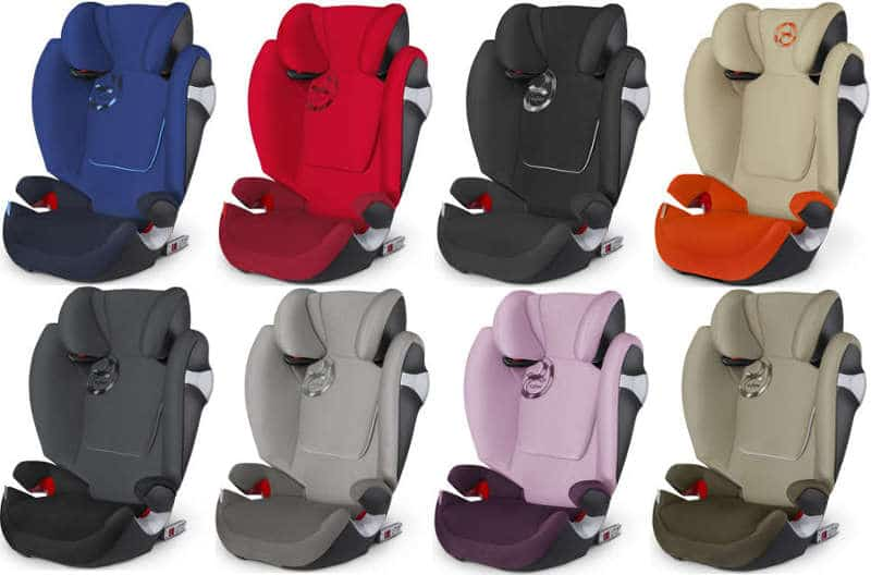 cybex solution m fix im test isofix kindersitz test. Black Bedroom Furniture Sets. Home Design Ideas