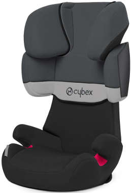 Cybex Solution X-Fix Test