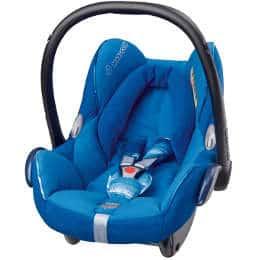 Test Babyschale - Maxi Cosi Cabriofix