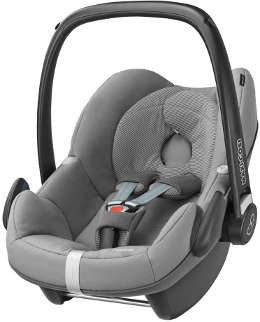 Nieuw Maxi Cosi Pebble Test (mit ISOFIX) & Anleitung | Kindersitz Tests QZ-29