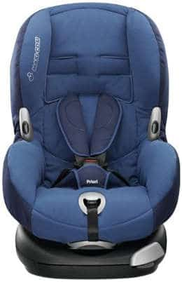 "Maxi Cosi Priori SPS Plus Test Farbe ""Blue Night"""