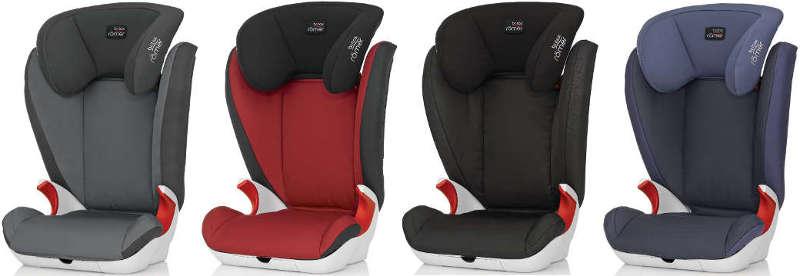 Britax Römer Kid 2 Ii Kindersitz Im Test Kindersitz Test