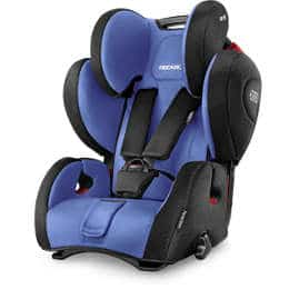 Recaro Kindersitz Test - Young Sport Hero
