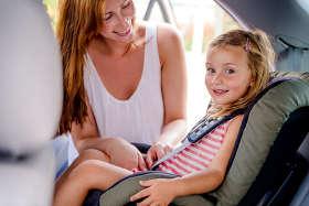 Kindersitzpflicht Deutschland