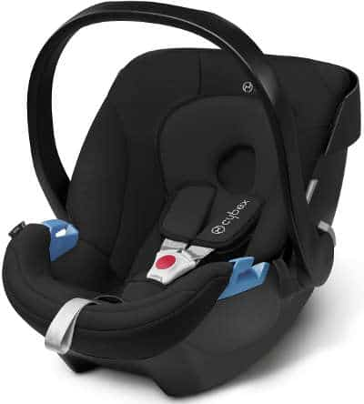 cybex aton q babyschale im test isofix ber base. Black Bedroom Furniture Sets. Home Design Ideas