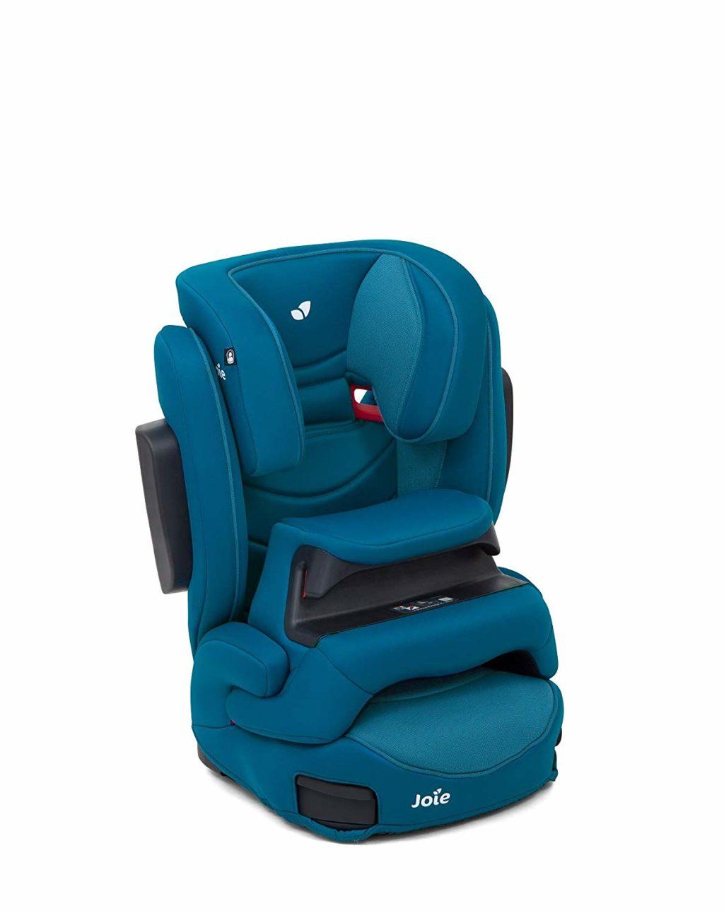 Joie Kindersitz blau Transcend