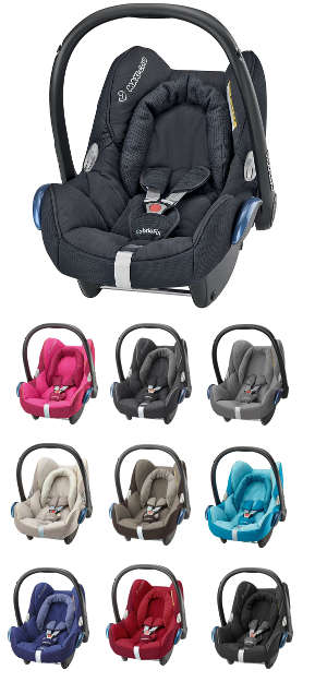maxi cosi cabriofix im test easyfix anleitung. Black Bedroom Furniture Sets. Home Design Ideas