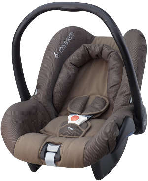 Maxi Cosi Kindersitz Test